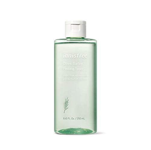 innisfree Green Barley Peeling Toner(250ml)