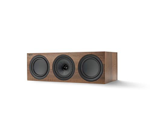 Cheap KEF Q650c Center Channel Speaker (Each, Walnut)