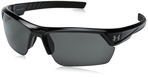 Under Armour Igniter 2.0 Sunglasses Shiny Black / Grey 69 mm