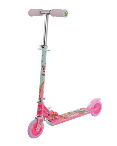 Unbekannt LOL Surprise Folding Inline Scooter MV Sports Ages 5 Years+