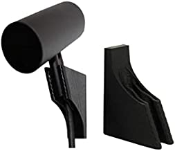 3d Lasers Lab Oculus Rift CV1 Compatible Sensor Wall Mount/Display (3-Pack, Black), Center Groove | Easy Install | 3M Command Strip | (Black, 3)