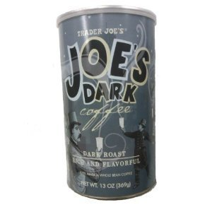 Trader Joe's Joe's DARK COFFEE