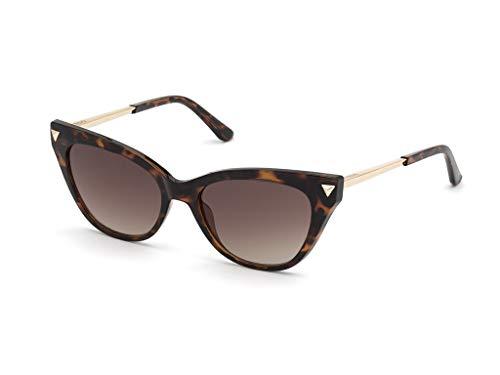 Guess gafas de sol GU7685 52F gafas de sol de Mujer de color Havana brown tamaño de la lente 54 mm