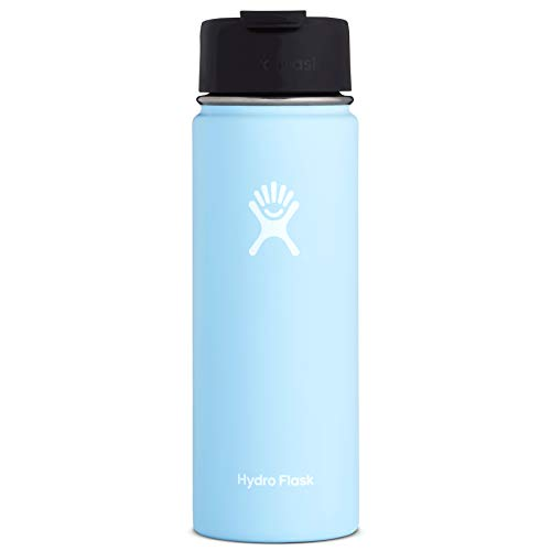Hydro Flask 20 oz Travel Coffee Flask - Stainless Steel & Vacuum...