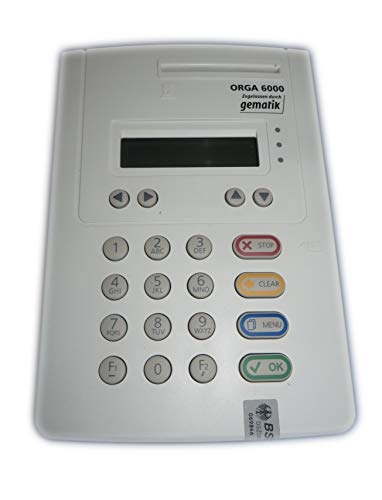Ingenico 126077 ORGA 6041 6041 L 6041L 6141 DrNetzteilucker