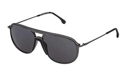 Lozza Herren SL2338990568 Sonnenbrille, Total Shiny Gun, 99/0/145