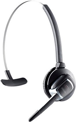 Jabra SUPREME Driver's Edition Bluetooth Headset - Retail Packaging -...