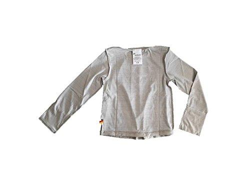 Silvercare Baby Pyjama-Hemd mit Silberfasern (98/104)