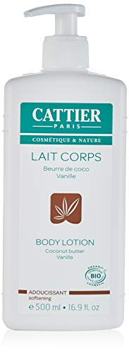 Cattier Lait Adoucissant Coco Vanille BIO 500 ml