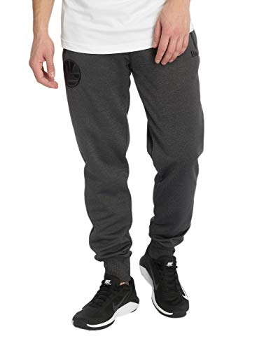 New Era Uomo Pantaloni ginnici NBA Engineered Fit Golden State Warriors Fleece