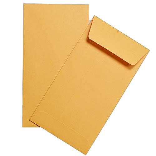 "Guardian #7 Coin Envelopes, 3-1/2"" x 6-1/2"", Brown Kraft, 500/Box"