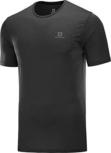 Salomon Agile Training Camiseta Hombre Trail Running Senderismo