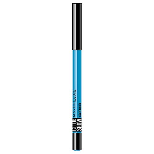 Maybelline New York - Crayon Yeux - Colorshow - Turquoise Flash (210)