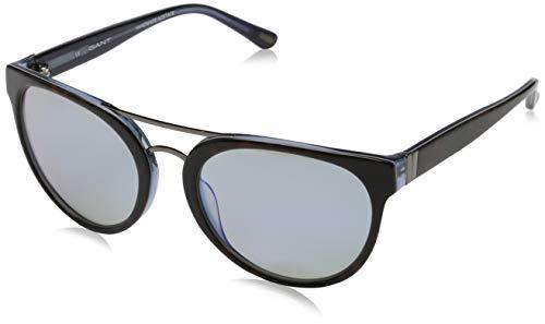 GANT GA8028 5556X Gant Sonnenbrille Ga8028 5556X Oval Sonnenbrille 55, Braun