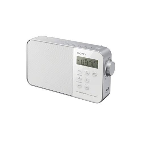 Sony ICF-M780SL - Radio portátil (FM/SW/MW/LW, Pantalla LED)