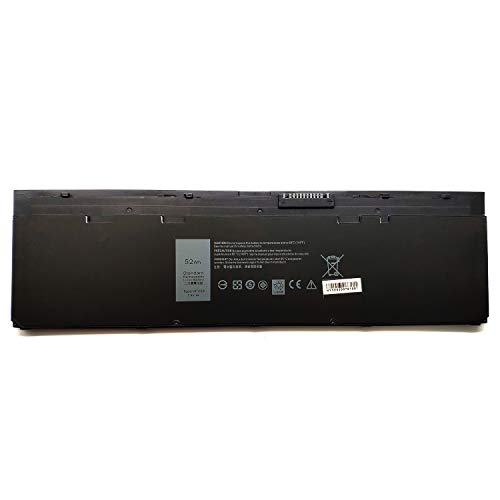 EndlessBattery VFV59 Replacement Laptop Battery Compatible with Dell Latitude E7240 E7250 GD076 VFV59 DL011311-PLP22G01 PT1 X01 W57CV (7.4V 52Wh)