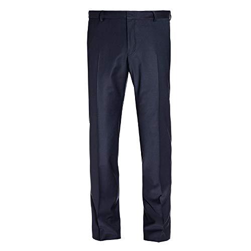 Benvenuto Purple - Slim Fit - Herren Baukasten Hose für Jungen Trend-Anzug mit sehr schlankem Schnitt, Tozzi (20657, Modell: 61284)