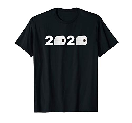 Funny 2020 Toilet Paper Shortage for the Quarantined T-Shirt