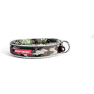 EzyDog Neo Dog Collar, Large(46-51cm), Camouflage