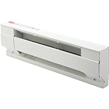 Cadet 30  115/120 Volt 1,280/1,706 BTU White Baseboard Heater