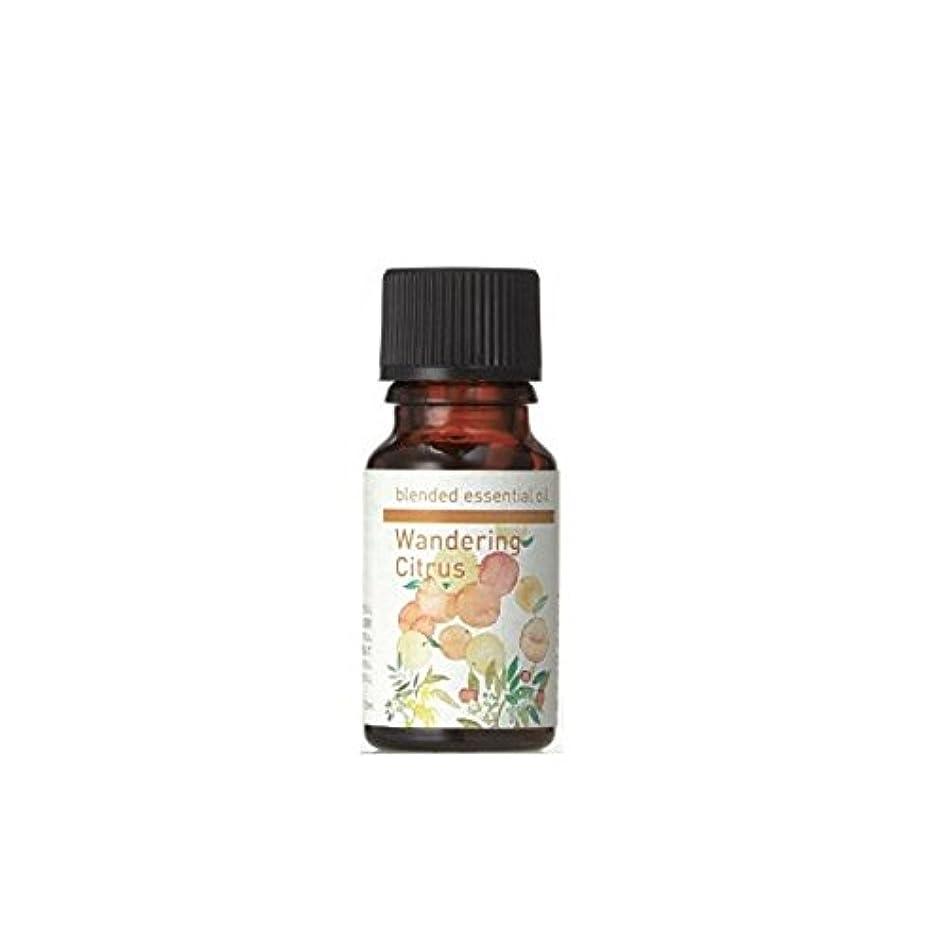モーター処方する眼生活の木 ブレンドエッセンシャルオイル ワンダリングシトラス [30ml] エッセンシャルオイル/精油