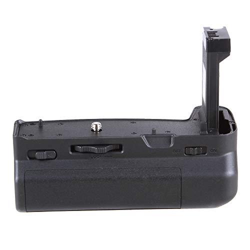 Hersmay - Presa per batteria verticale per fotocamera Canon EOS RP EOS-RP DSLR, 2 batterie LP-E17