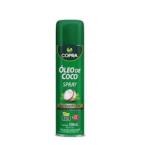 Óleo de Coco Extra-Virgem Spray (100ml) - Único, COPRA