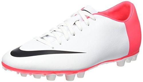 Nike Damen WMNS Roshe One Suede Stiefeletten, silberfarben/grau/weiß, 36.5 EU