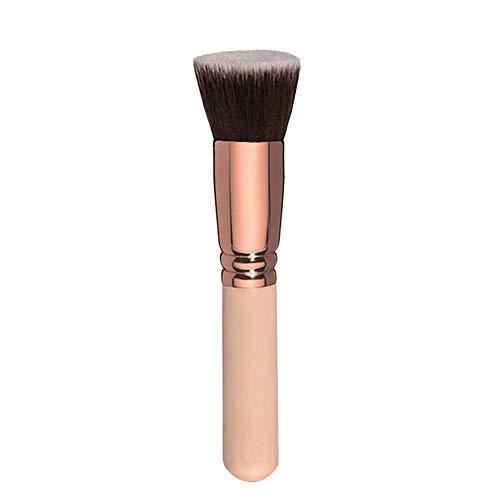 Goodplan Pinceau de maquillage de qualité supérieure Pinceau Maquillage Fond de teint Pinceau Maquillage pour fond de teint Poudre pour le visage Blending Correcteur Oeil