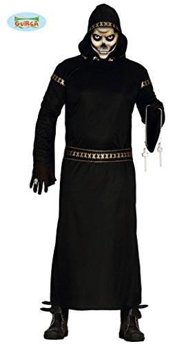 Fiestas Guirca- Costume da Morte, Boia, Colore Nero, L (L (52), 84290
