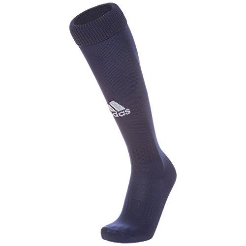 adidas Santos Sock 18 Calcetines, Unisex Adulto, Dark Blue/White, 3739