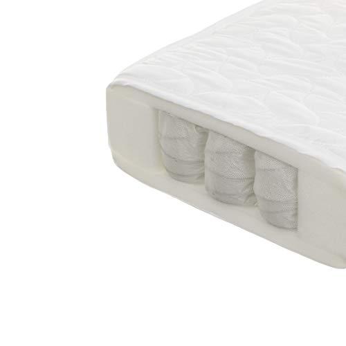 Obaby Pocket Sprung Cot Bed Mattress (140 cm x 70 cm)