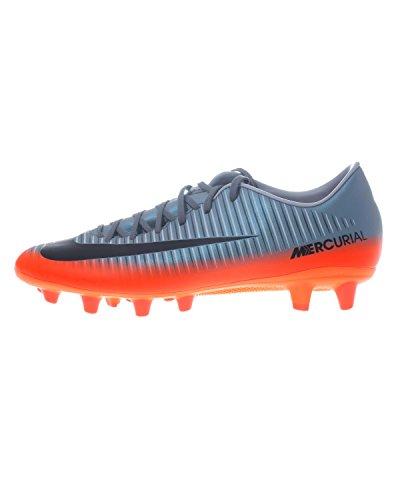 Nike Mercurial Victory 6 CR7 AG Pro 852527 00, Zapatillas Unisex Adulto, Multicolor (Indigo 001), 41 EU