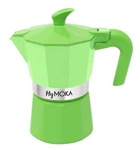 Pedrini Mymoka Kaffeekanne Mojito