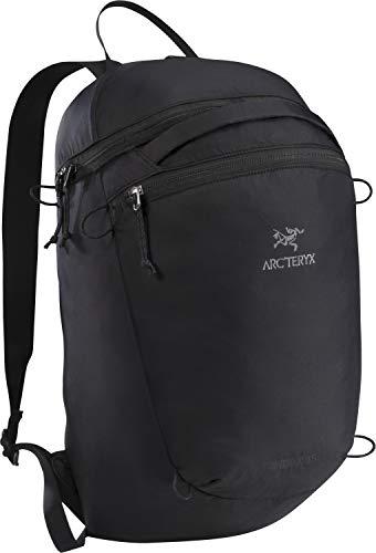 Arcteryx Erwachsene Rucksack Index, Black, 25 x 15 x 15 cm, 15 Liter, 252611