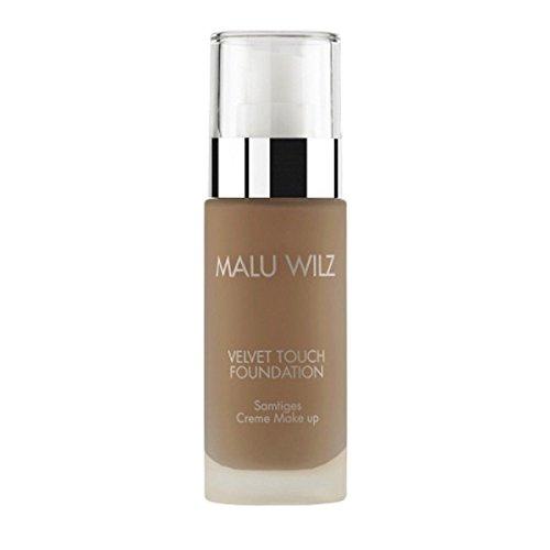 Malu Wilz Kosmetik Velvet Touch Foundation 18 very deep honey