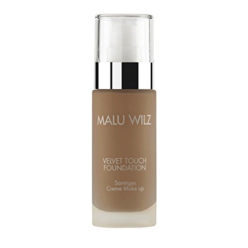 Malu Wilz Kosmetik Velvet Touch Foundation 18 very deep honey