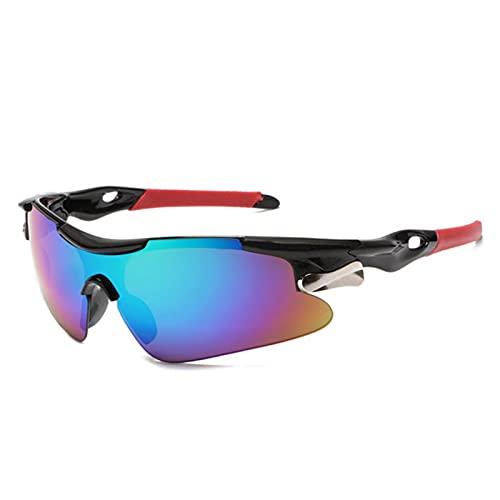 JYTSSH Deportes hombres gafas de sol road bicicleta gafas montaña ciclismo montando protección gafas gafas de gafas mtb gafas de sol