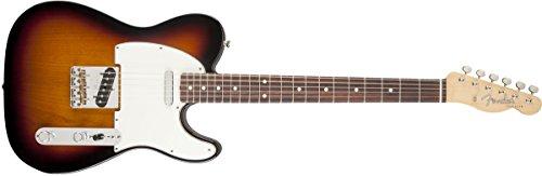 Fender 0141510300 Classic Player Baja '60s Telecaster Rosewood Fingerboard 3-Color Sunburst E-Gitarre