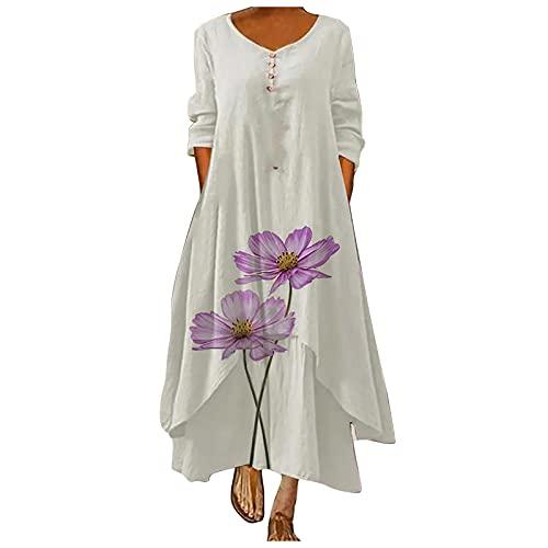 2020 Mujeres del Verano Barato Vestido de Novia elee Estilo Retro Vestido de Fiesta Grande Lactancia Informal Mujer Invierno Largo Blanco Boda Verano Chica Retro