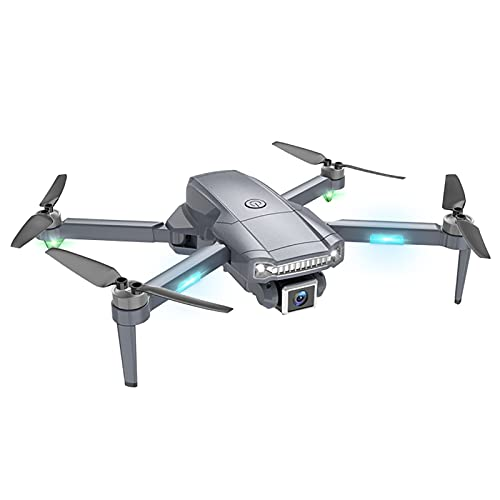 ZIEM S179 GPS RC Drone con Fotocamera 6K 5GWiFi FPV Posizionamento del Flusso Ottico Quadcopter Brushless Motor Point of Interest Waypoint Flight Max 800m Control Distance with Storage Bag 2 Battery