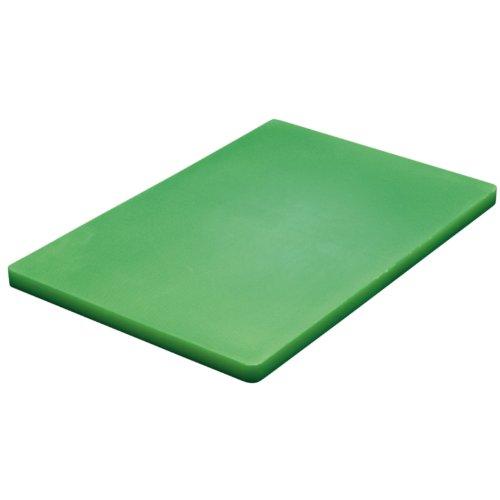 Hygiplas DM006Dick Schneidebrett geringe Dichte, Grün