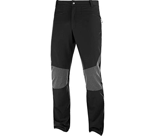 SALOMON Wayfarer AS Alpine Hommes Pantalon randonnée Noir 48