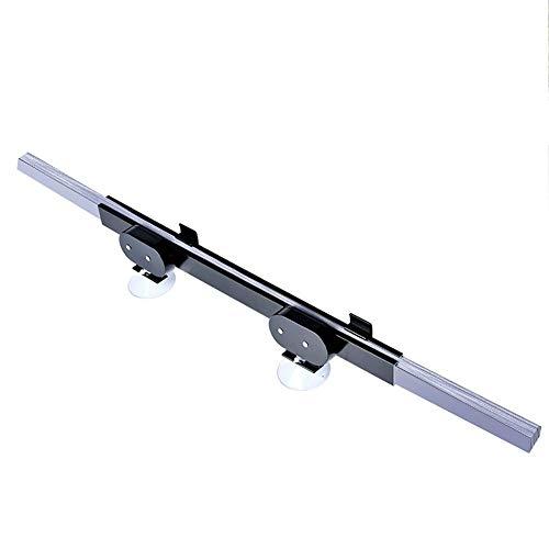 Parasol Coche Delantero 46-65cm Camión de SUV retráctil del camión del coche delantero del parabrisas delantera de la ventana trasera parasol de protección contra la protección UV (Color : 65cm)