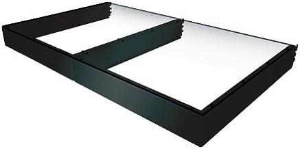 Vantage Point E222D-B Double Attachment Shelf for Evo System ES Series - Black