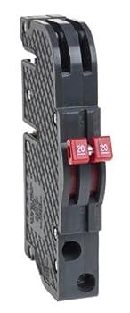 View-Pak Div Of Tes UBIZ2020 Unique Zinsco Twin Single Pole Circuit Breakers
