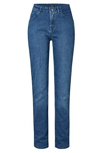 TONI Damen 5-Pocket-Jeans »Liv« in gerader Passform 44 Denim