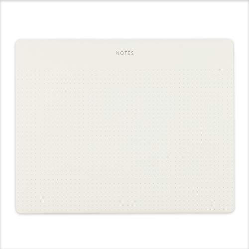 Dotted Luxury Notepad Mouse Pad · Executive's Memo Pad · Paper Desk Pad · Gold Foiled [3 Pack]