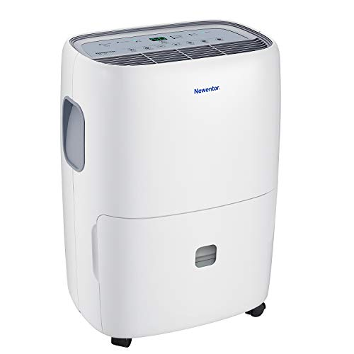 Newentor Dehumidifier 20L-25L/Day, Large Dehumidifier Electric with...