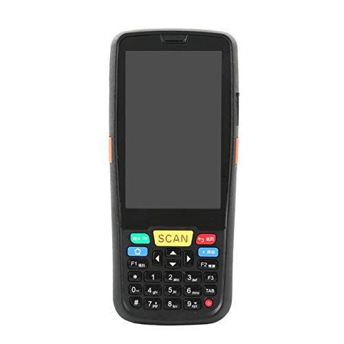 DAUERHAFT con recopilación de Datos portátil con cámara de 5MP, para Personal de Seguridad Social, para gestión de población Flotante